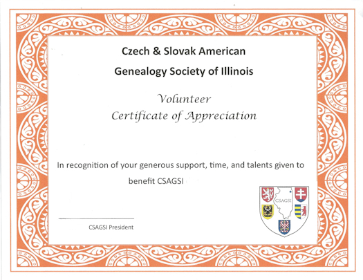CSAGSIVolunteerRecognitionCertificate525