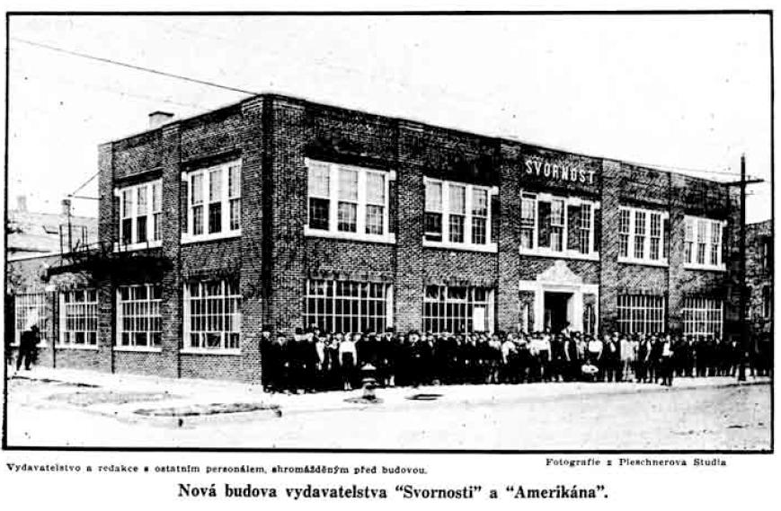 SvornostBuildingKalendar1918