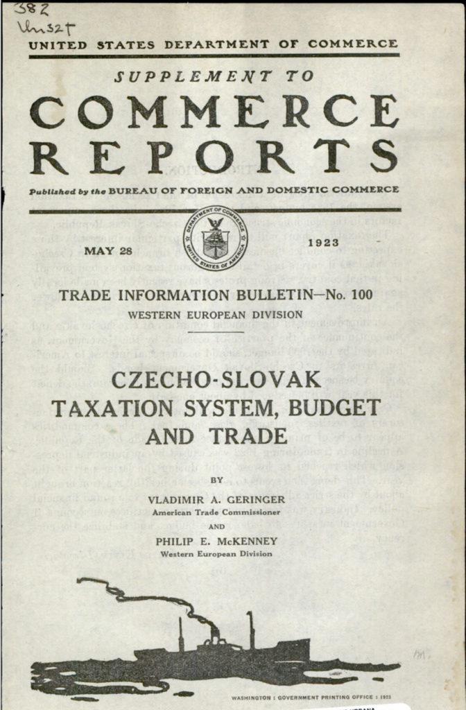 BookVladimirGeringer1923Commerce