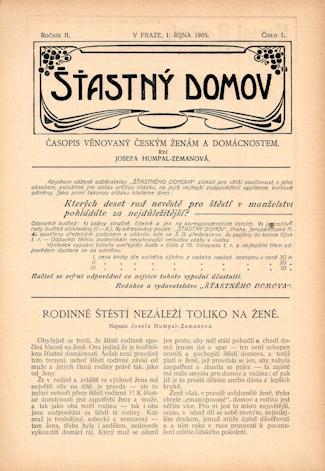 StastnyDomovPragePaperByZeman1905at325